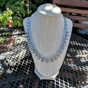 🤘Stella & Dot Lynx spiked pearl necklace